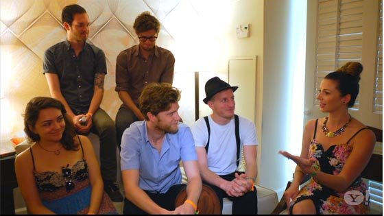 "The Lumineers Open Up About Their Chart-Topping Hit ""Ho Hey"""