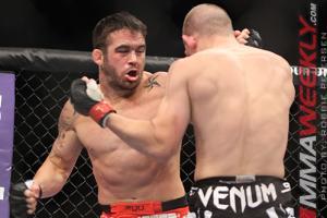 Jamie Varner vs. Drew Dober First Bout Revealed for UFC on FOX 13 in Phoenix