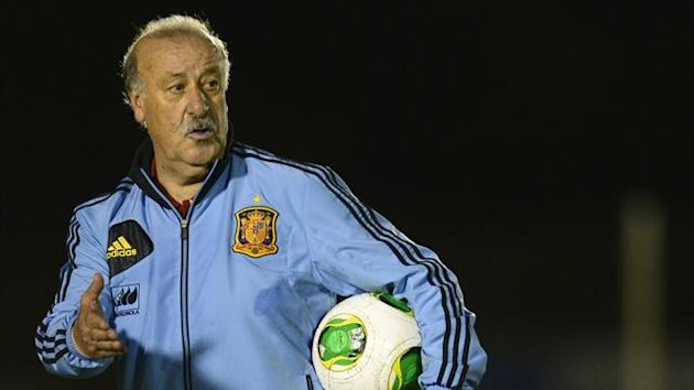 Vicente del Bosque (AFP)