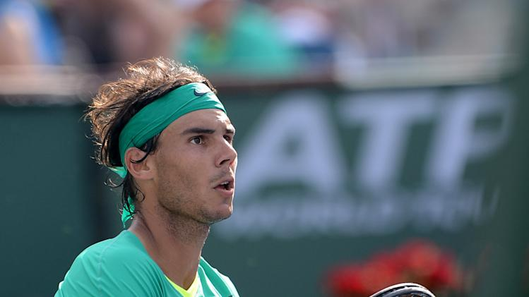 Tennis: BNP Paribas Open-Del Potro vs Nadal