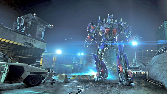Universal Orlando to get Transformers ride in 2013