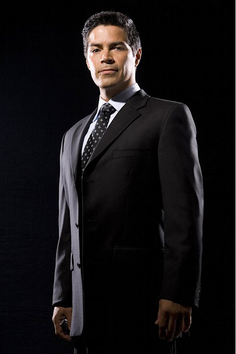 Esai Morales stars as Agent Michael Tyner in Vanished on FOX. 