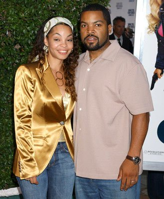 Ice Cube and wife Kimberly at the Los Angeles premiere of Columbia Pictures' White Chicks