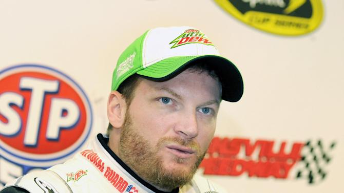 Chevy has not heard from Earnhardt about swap
