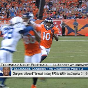 'NFL Fantasy Live:' Denver Broncos TNF preview