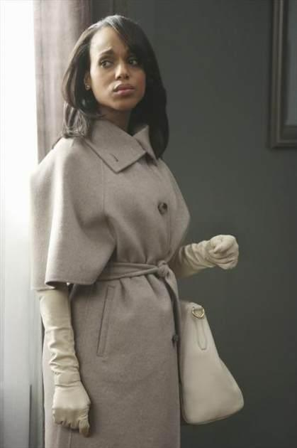 Kerry Washington as Olivia Pope in ABC's 'Scandal' -- ABC