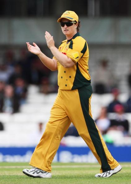 England v Australia - ICC Women's Twenty20 World Cup Semi Final