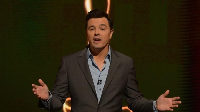Will Seth MacFarlane top his Hitler joke while hosting the Oscars? Probably.