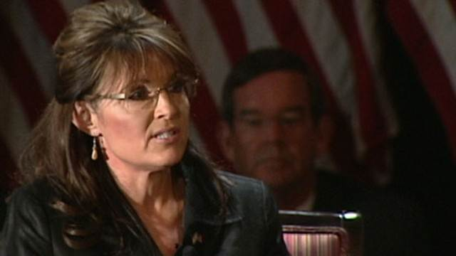 Sarah Palin to End Political Contributor Role at Fox News
