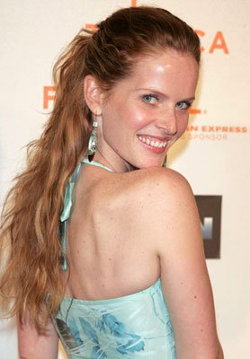 Premiere: Rebecca Mader at the Tribeca Film Festival premiere of Warner Bros. Pictures' Poseidon