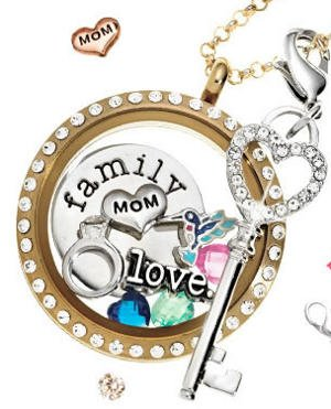 Custom Origami Owl Living Locket