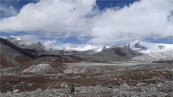 Himalayan Adventure Foretells Climate's Effects