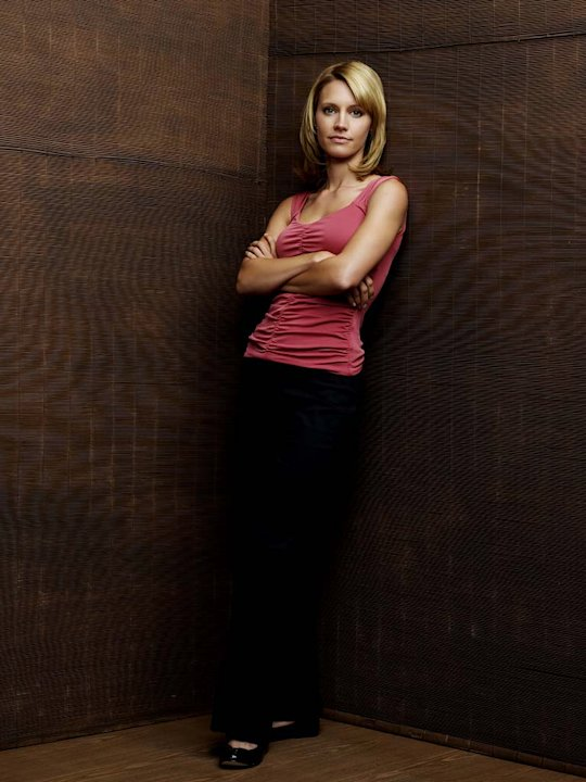 KaDee Strickland stars as Dr. Charlotte King in Private Practice. 