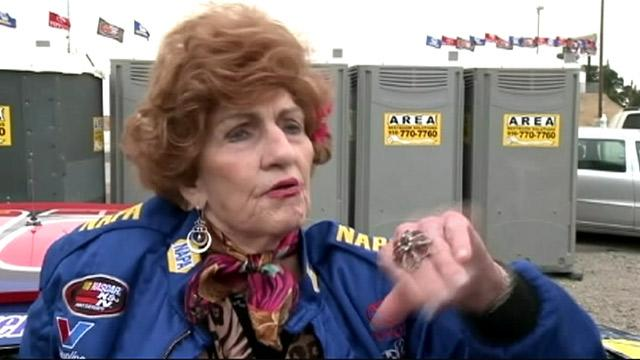 Grandma Who Survived Faulty Skydive Takes Up NASCAR