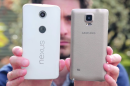 Video shows how gigantic the Nexus 6 is, even compared with the massive Galaxy Note 4