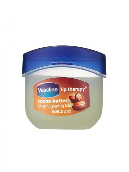 Vaseline Lip Therapy in Cocoa Butter, $1.99