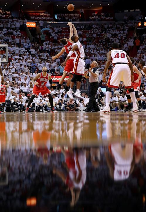 Chicago Bulls v Miami Heat - Game Five