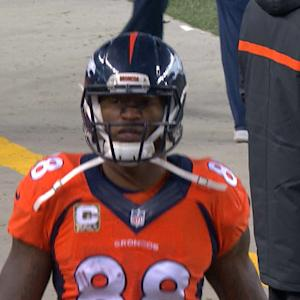 Week 12: Denver Broncos wide receiver Demaryius Thomas highlights