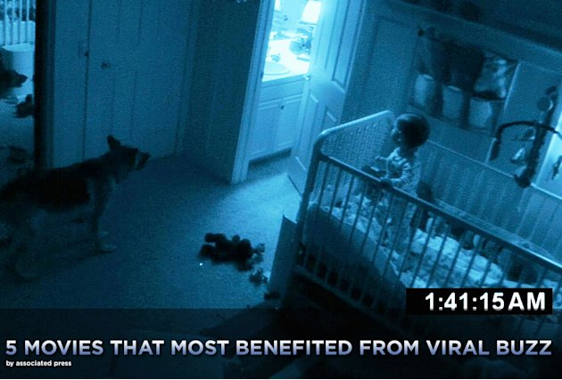 5 movies that most benefited from Viral buzz title card 2010