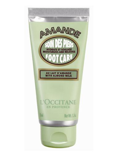 L'Occitane Almond Foot Care