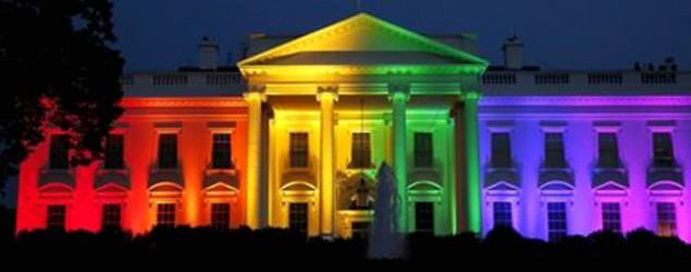 Secret White House same-sex marriage revealed