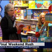 Minnesotans Wrap Up Busiest Shopping Weekend Of The Year