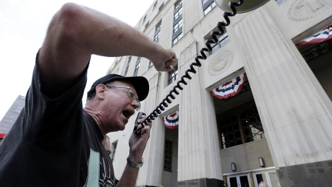 Creditors file objections to Detroit bankruptcy