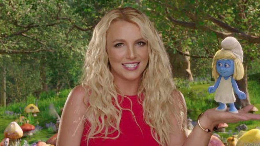 Video: Britney Spears Dances With Her Adorable Boys in Latest Music Video - Plus, New Album Details!