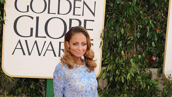 70th Annual Golden Globe Awards - Arrivals: Nicole Richie