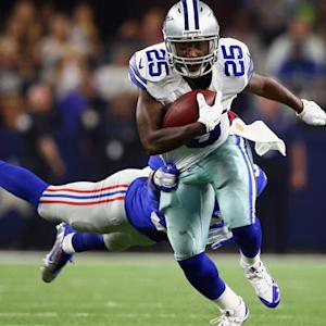 Can Lance Dunbar continue his dominance in Week 4?