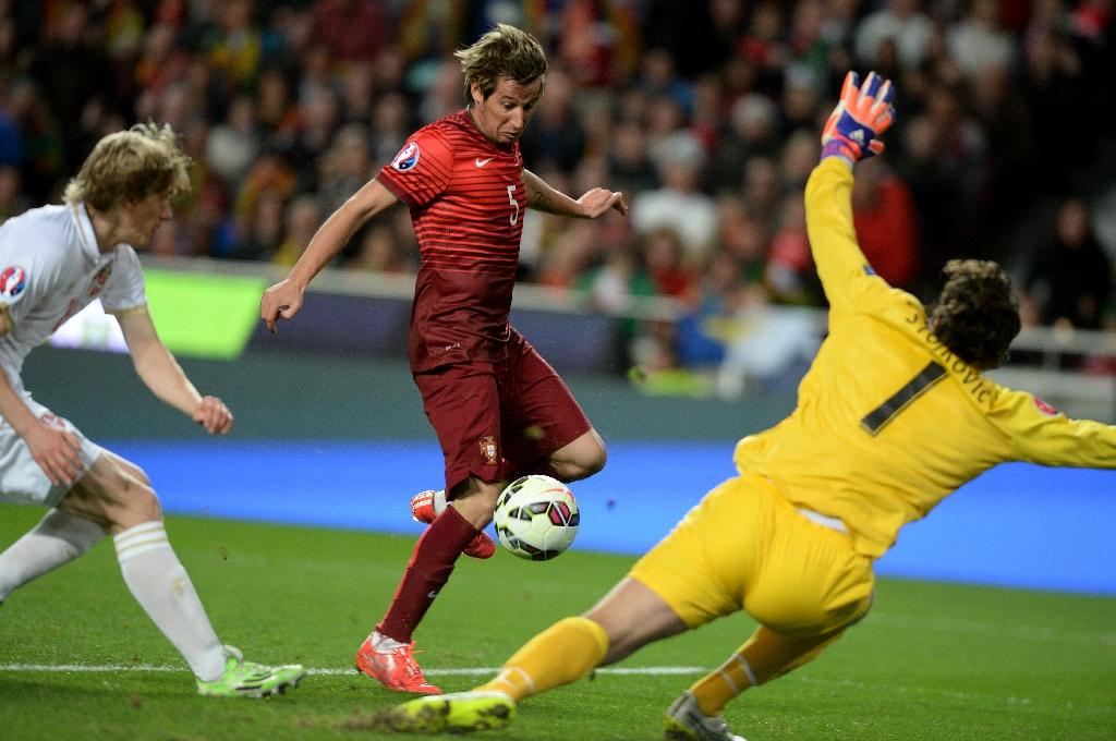 Coentrao gets winner as Portugal see off Serbia