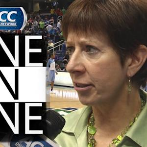Notre Dame's Muffet McGraw On Advancing to ACC Championship | ACC One-On-One