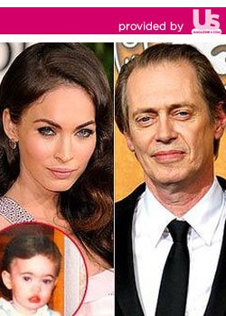 Megan Fox (left) and Steve Buscemi Steve Granitz & Jeff Vespa/Wireimage.com/US Weekly
