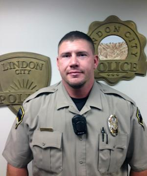 This undated photo released by the Lindon City Police Department shows police officer Joshua Boren from Lindon, Utah. Authorities said Friday, Jan. 17, 2014 that Boren, a 34-year-old officer with the small Utah police department, shot and killed his wife, mother-in-law and two young children and turned the gun on himself. (AP Photo/Lindon City Police Department)
