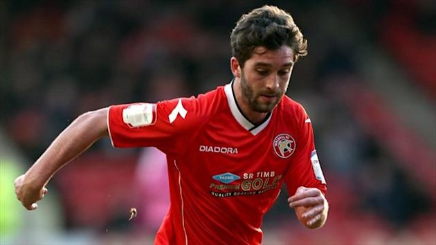Will Grigg was outstanding for Walsall last season