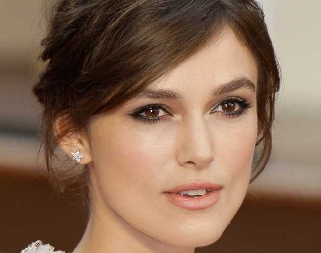 Keira Knightley Wears Top To Toe Chanel: Make-Up Artist Lisa Eldridge Reveals All