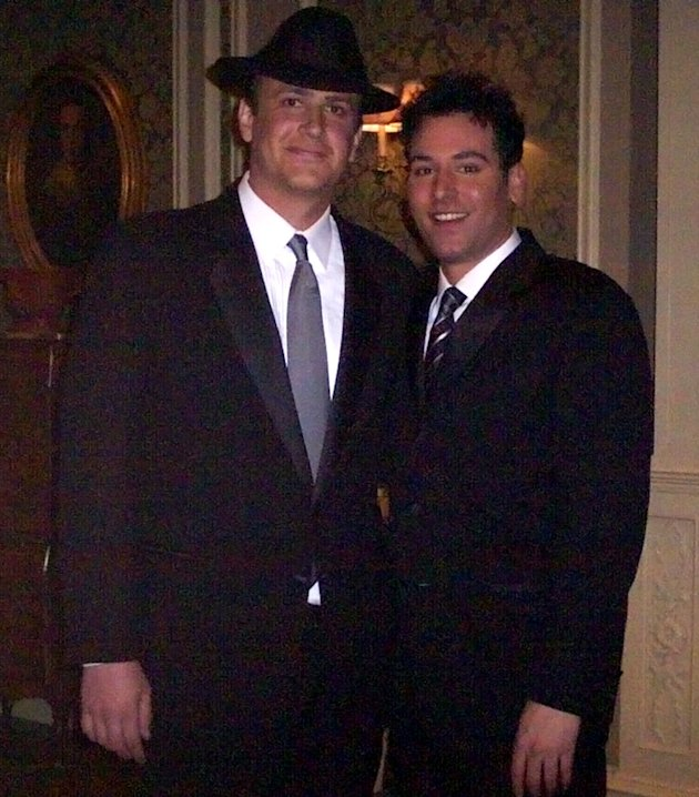 The Groom and the Best Man on How I Met Your Mother