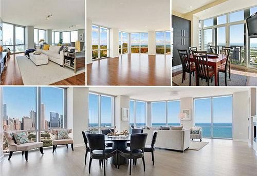 The Five Most Expensive Listings in the South Loop Right Now