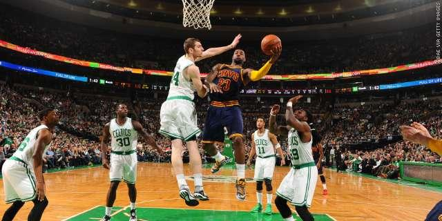 Cavs win Game 4, finish sweep of Celtics, but enter Round 2 with questions