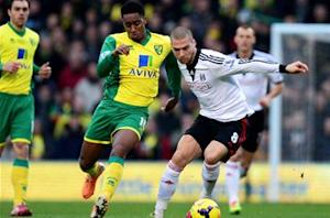 Norwich City 1-2 Fulham: Parker pounces to earn crucial win