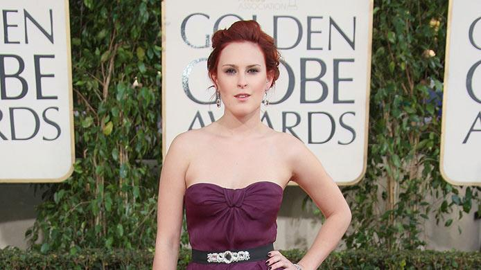 Rumer Willis Strapless GG