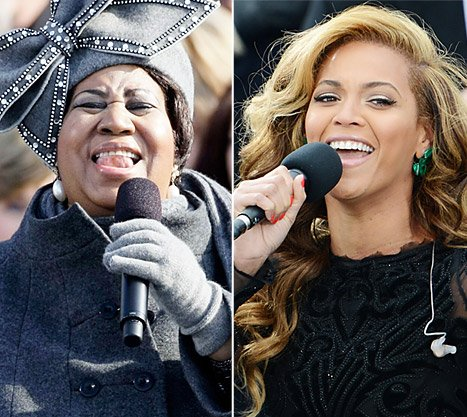 Aretha Franklin on Beyonce Lip-Synching Controversy: &quot;I Thought It Was Funny&quot;