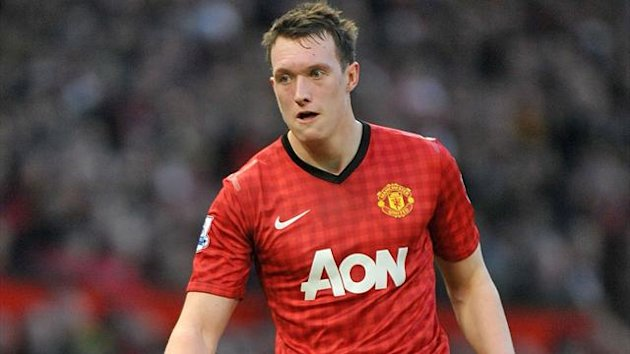 Phil Jones (PA Photos)