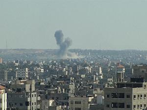 Rockets hit Gaza as 5-hour cease-fire ends