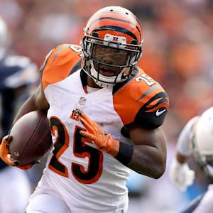 Running back options better than C.J. Anderson