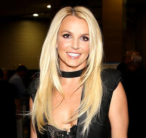 Britney Spears Reveals Title of Eighth Album: Britney Jean!