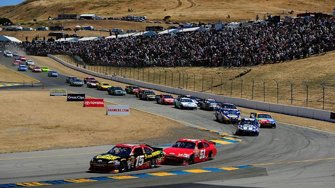 Group qualifying coming to Sprint Cup on road courses