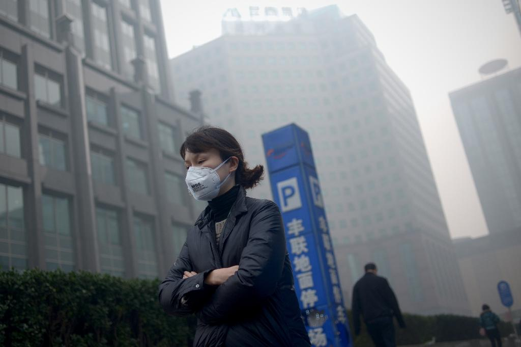China orders factories shut as smog nightmare continues