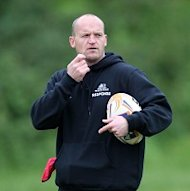 Coach Gregor Townsend hopes his debutants can prove their worth against Zebre