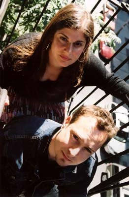 Shari Springer Berman and Bob Pulcini in Fine Line's American Splendor